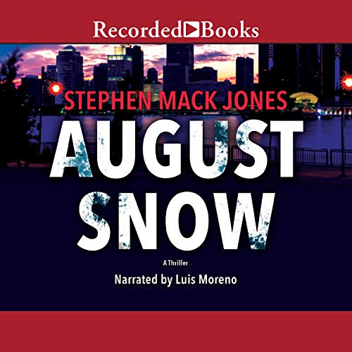 August Snow cover art