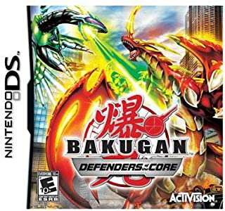 New Activision Blizzard Bakugan 2: Defenders Of The Core Action/Adventure Game Standard Nintendo Ds