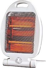 Estufa Calefactor halógeno 2 Tubos de Cuarzo 800 W Bajo