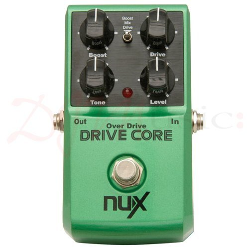 Nux Core Series Drive Effects Pedal