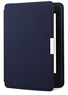 Amazon Kindle Paperwhite Leather Case, Ink Blue - fits all Paperwhite generations prior to 2018  (Will not fit All-new Paperwhite 10th generation) (B007R5YG8S) | Amazon price tracker / tracking, Amazon price history charts, Amazon price watches, Amazon price drop alerts