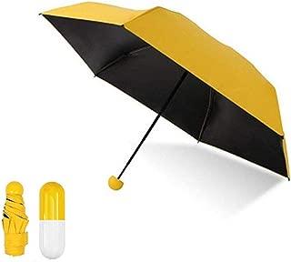 Travel Pocket Umbrella Summer Sun Protection Parasols Umbrellas