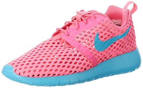 Nike Roshe One Flight Weight (GS), Zapatillas de Deporte Mujer, Rosa (Rosa (Pink Blast/Gamma Blue), 36 EU