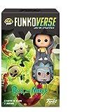 Funko- Pop Funkoverse: Rick and Morty Interdimensional Conflict Board Game, 43484, Multicolor...