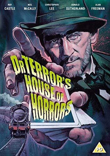 Die Todeskarten des Dr. Schreck / Dr. Terror's House of Horrors (1965) ( The Blood Suckers ) [ UK Import ]