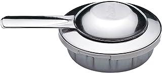 Spring 5623266810 Buffet Solution pastabrander, roestvrij staal, zilver, 5,2 x 10,4 x 16,2 cm