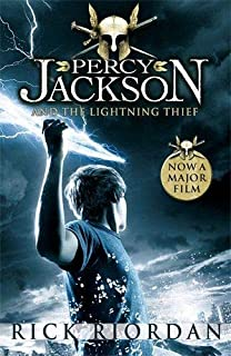 Percy Jackson and the Lightning Thief by Rick Riordan (2009)