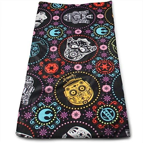toalla star wars de la marca