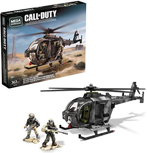 Call of Duty Mega Constux Special Ops Copter Jeu de construction