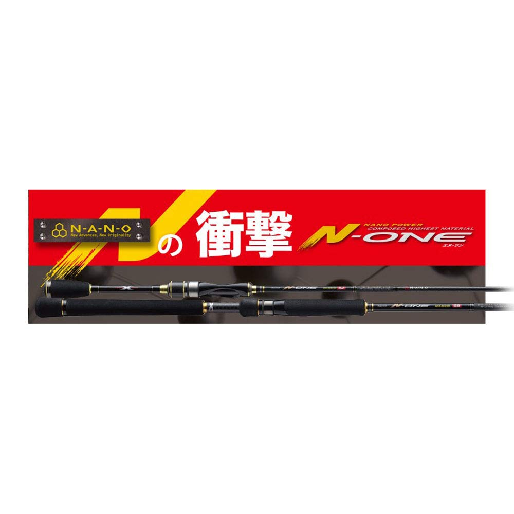 Major Craft N One Series Spinning Rod NSE S682 NS/ST (9142 ...