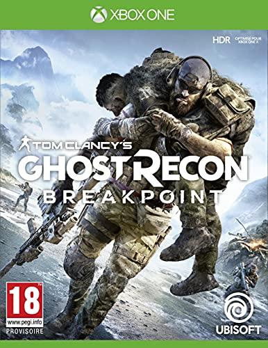 Ubisoft Tom Clancy's Ghost Recon Breakpoint vídeo - Juego (Xbox One, Shooter, Modo multijugador)