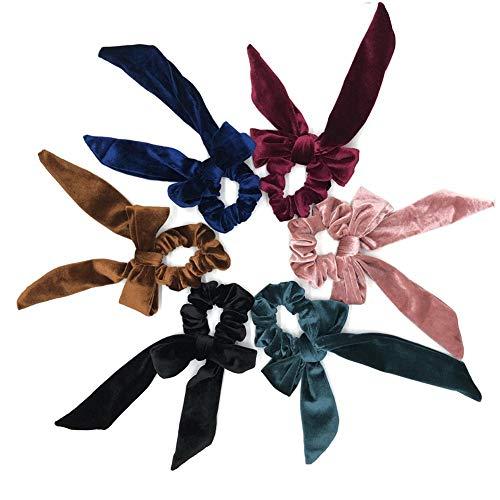 Ardentity Haarbanden voor dames, 9 stuks, elastisch