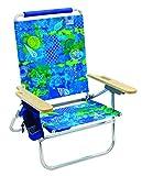 Rio Beach Bum Folding Beach Chair - Baja Boho Palms