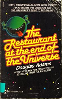 Paperback The Restaurant at the End of the Universe Book