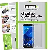 dipos I 4X Schutzfolie matt kompatibel mit BLUBOO Edge Folie Bildschirmschutzfolie (2X Vorder- und 2X Rückseite)
