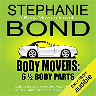 6 1/2 Body Parts audiobook cover art