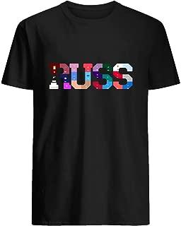 Russ Diemon Album Covers Cotton short sleeve T shirt, Hoodie for Men Women Unisex