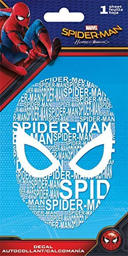 Sandylion Spiderman Homecoming Aufkleber abnehmbar