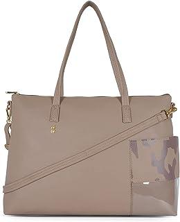 Baggit Women's Tote Bag (Pink)