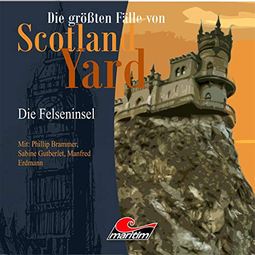 Die Felseninsel cover art