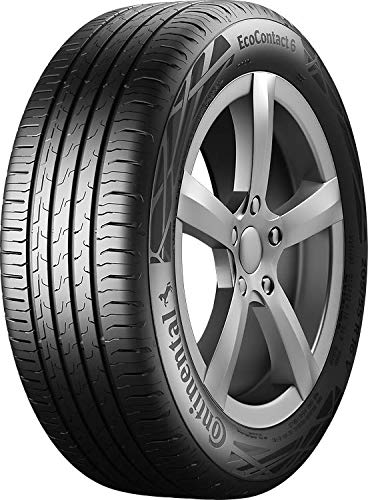 CONTINENTAL-2056015 91H ECO Contact 6 -A/A/71-Sommerreifen