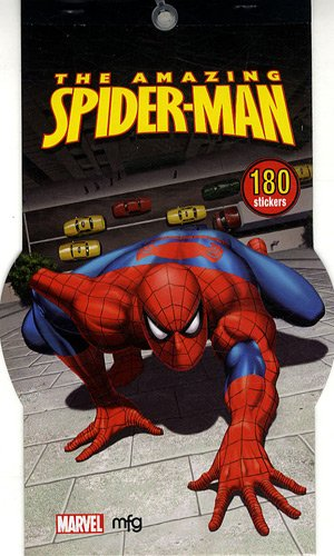 The amazing Spider-man : 180 Stickers
