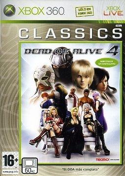 Dead or Alive 4 -Classics-