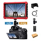Lilliput A7S 7 Pulgadas 1920x1200 IPS Screen Camera Field Monitor 4K HDMI Input Output Video For DSLR Mirrorless Camera Sony A7S II A6500 Panasonic GH5 Canon 5D Mark IV dji Ronin M