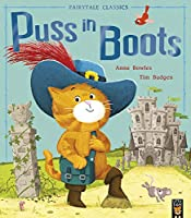 Puss in Boots (Fairytale Classics)