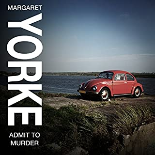 Admit to Murder cover art