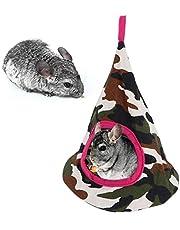Hamster hamak dla chomika, kominiarek, małe, zwierzęta domowe, huśtawka dla zwierząt domowych, akcesoria dla wiewiórek, totoro, chomika do spania