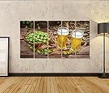 Immagine 1 islandburner quadro moderno birra fredda