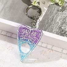 Ouija Q0299 Llavero con dise/ño de tabla de Ouija