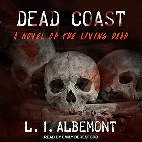 Dead Coast audiobook cover art