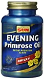 Health From The Sun Evening Primrose Oil, 60 Softgels