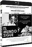 El Mundo Sigue [Blu-ray]