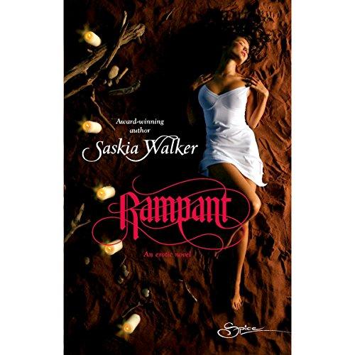 Rampant audiobook cover art