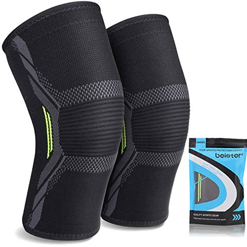 Beister 1 Pair Knee Compression Sle…