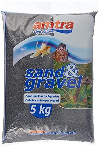 Croci Cuarzo de Cerámica Negro, 5 kg (Paquete de 1), 5000
