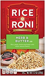 Rice A Roni, Herb & Butter Flavor, Rice Mix, 7.2 oz