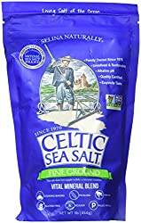 best salt, best sea salt, selinas celtic sea salt