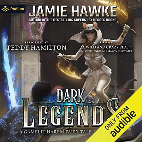 Dark Legends cover art