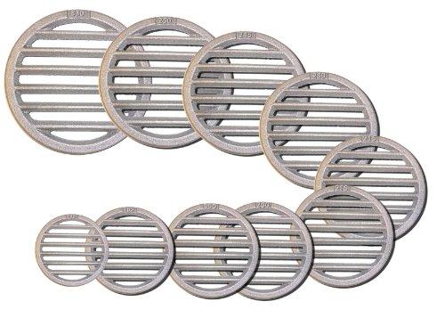 Rundrost Ascherost Gußrost verschiedene Durchmesser - Durchmesser 190mm
