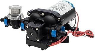 Albin Pump Marine Albin Pump Water Pressure Pump - 12V - 2.6 GPM