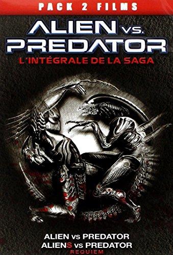 Coffret : alien vs predator ; alien vs predator requiem