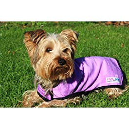 "Prestige ""Cool Dog Cooling Dog Coat Purple"