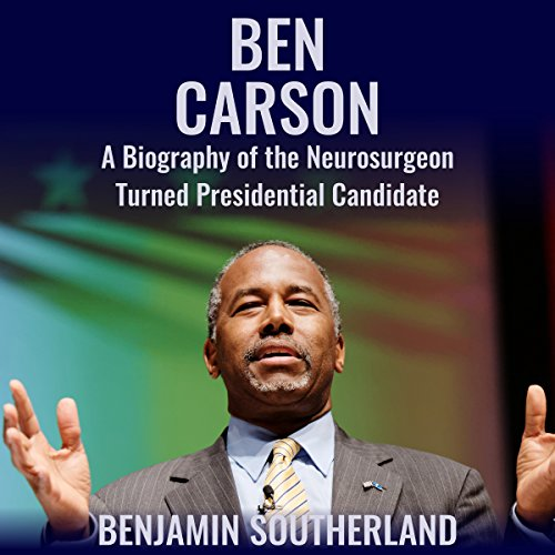 Ben Carson audiobook cover art