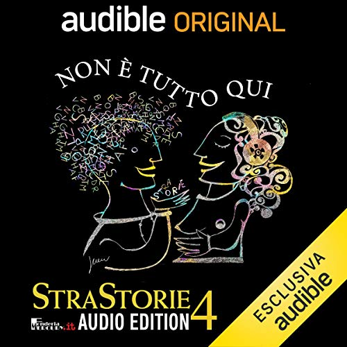 StraStorie Audio Edition 4 audiobook cover art