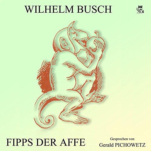 Fipps, der Affe audiobook cover art