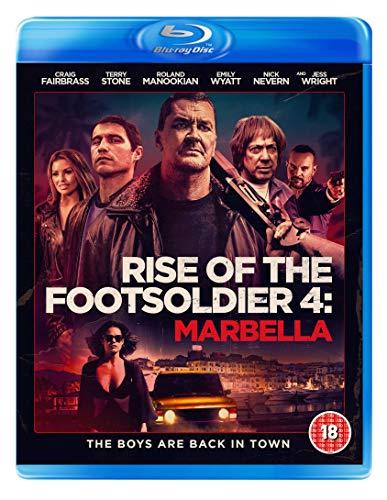 Rise of the Footsoldier 4: Marbella [Bluray] [Reino Unido] [Blu-ray]